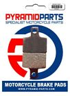 "Rear Brake Pads Polini XP4 Street 125 10"" wheels"