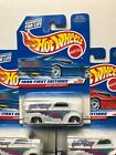 Lot of 13 Hot Wheels 1998 First Editions Dairy Delivery Got Milk 18675