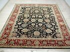 8X10 BREATHTAKING MASTERPIECE MINT BRAND NEW 200KPSI WOOL TABRIZ PAK PERSIAN RUG