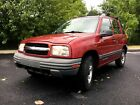 2000 Chevrolet Tracker 2000 CHEVROLET TRACKER SUV 4X4 ONE OWNER WITH 73000 ACTUAL MILES NO RESERVE