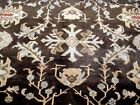 8X10 BRAND NEW BREATHTAKING HAND KNOTTED WOOL PERSIAN TABRIZ DESIGN ORIENTAL RUG