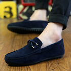 Mens Loafers Slip On Comfy Shoes Casual Flat Shoes Sneakers Loafers Sz39 44