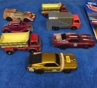 Lot of 9 Vintage Redline Hot Wheels Matchbox Cars Mixed Collection