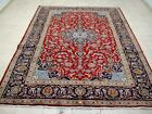 10X7 1960's BREATHTAKING MASTERPIECE MINT 200KPSI KORK WOOL KASHAN PERSIAN RUG