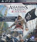 Assassin''s Creed IV: Black Flag PS3 Complete NM Play Station 3, video games