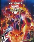 Ultimate Marvel vs Capcom 3 PS3 Complete NM Play Station 3, video games