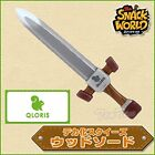 Snack World Deca Squeeze Wood Sword 40 cm SNACK WORLD Collectibles