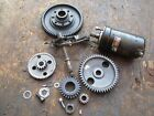 1986 CAGIVA DUCATI 750 ELEFANT PASO F1 STARTER AND GEAR SHAFT SPLINE