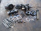 1986 CAGIVA DUCATI 750 ELEFANT PASO F1 TRANSMISSION GEARS CASE BOLTS OIL PUMP