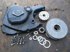 1986 CAGIVA DUCATI 750 ELEFANT PASO F1 FLYWHEEL GEAR AND COVER