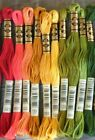 DMC Floss ** 4 Skeins for $3.00 **Pick Your Colors** Free Shipping! BRAND NEW