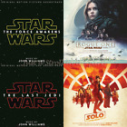 Star Wars :John Williams Complete Soundtrack Sequel Reboot CDs 84 Songs NEW!