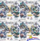 (4) 2018 Panini Football Sticker MASSIVE Factory Sealed Box-1,000 Stickers!!