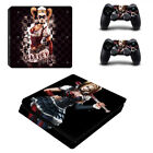 Harley Quinn Game Cover Skin Sticker For Palystation 4 PS4 Slim Console Skin