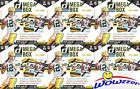 (6) 2016 Donruss Football MEGA BOX-42 Packs+(12) 2015 Gridiron Kings HOBBY Packs