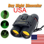 30x60 Mini Portable Night Vision Binoculars Telescope Telescopio with Bag US
