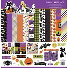 PHOTO PLAY PAPER 12 X 12 PAPER COLLECTION PACK TRICK OR TREAT