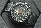 DETOMASO Firenze Suit Men's Wrist Watch Chronograph Black Date Display New (44C)