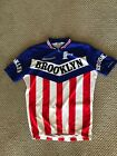 GIORDANA Brooklyn Campagnolo CYCLING JERSEY 3 4 Zip Mens Medium