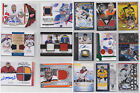 2013-14 In The Game-Used Hockey Cards 17