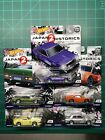 Hot Wheels Car Culture Japan Historics 2 Full Set