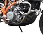 Engine guard KTM 950 Supermoto SM/ R 05-08 black