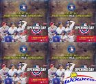 (4) 2018 Topps Opening Day Baseball Factory Sealed 36 Pack HOBBY Box-1008 Cards