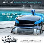Dolphin Nautilus Plus CC certified refurbished robotic pool cleaner 88886403 PC