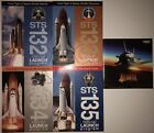 Kennedy Space Center Space Shuttle Launch Programs STS 132133134135 Atlantis