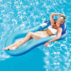Summer Outdoor Beach Pool Inflatable Swim Lounge Chair Floating Interactive Fun