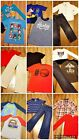 Back to School Fall Lot Of 22 Pc Boy Sz 5/6 Shirts Tops Jeans