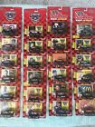 Lot of 24 Nascar 1 64 diecast cars Racing Champions