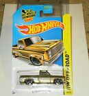 Hot Wheels 2014 Super Treasure Hunt Chevy Silverado