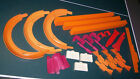 Vintage Hot Wheels Track Parts Lot Loops towers jump set and more