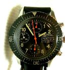 BELL & ROSS  M2 BY SINN MILITARY CHRONOGRAPH 39MM VINTAGE WATCH