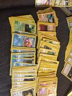 150 plus card lot a lot of rare cards first gen pokeon cards well taken care of