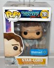Funko POP! Guardians of The Galaxy Vol 2 Star-Lord #261 Figure Walmart Exclusive