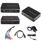 HD Game Video Capture 1080P HDMI YPBPR Recorder Adapter For XBOX One 360 PS3 PS4