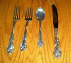 Gorham Melrose Sterling Silver 4pc Place Setting