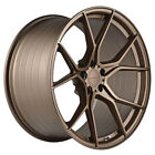 19 STANCE SF07 FORGED BRONZE CONCAVE WHEELS RIMS FITS INFINITI G37 G37S