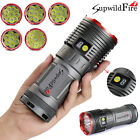 Supwildfire 35000LM 12 x XM-L T6 LED Waterproof Hunting Flashligt Torch Lamp