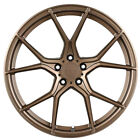 20 STANCE SF07 FORGED BRONZE CONCAVE WHEELS RIMS FITS NISSAN 370Z