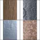 Tim Holtz Sizzix 3D TEXTURE FADES Embossing Folder You Choose Crackle Roses