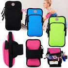 For Samsung Galaxy A6 J6 J8 A6Plus Pouch Case Sports GYM Running Arm Band Holder