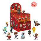 Funko Mystery Minis - Incredibles 2 - Case of 12 Minis in Boxes - IN HAND