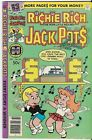 1979 RICHIE RICH JACKPOTS ISSUE #43 HARVEY WORLD COMIC BOOK VINTAGE BAG/BOARD