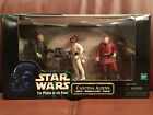 Star Wars Power of the Force POTF CANTINA ALIENS Labria Nabrun Leids Takeel NEW