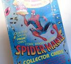1992 COMIC IMAGES SPIDER MAN II TRADING CARD FACTORY SEALED BOX