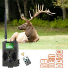 12MP 1080P Wildlife Trail Night Vision Digital Infrared Outdoor Hunting Camer