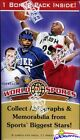 2010 Upper Deck World of Sports 5